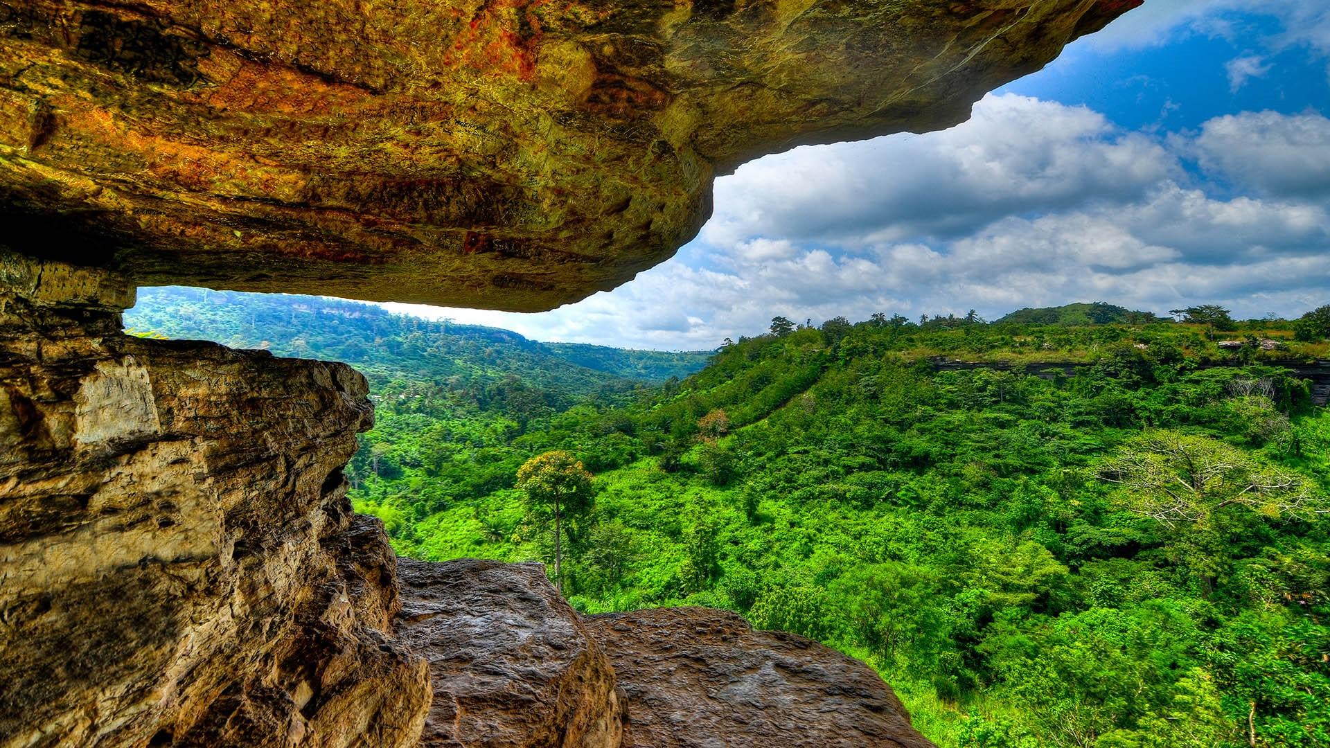 Trekking Tour (Accra – Togo)